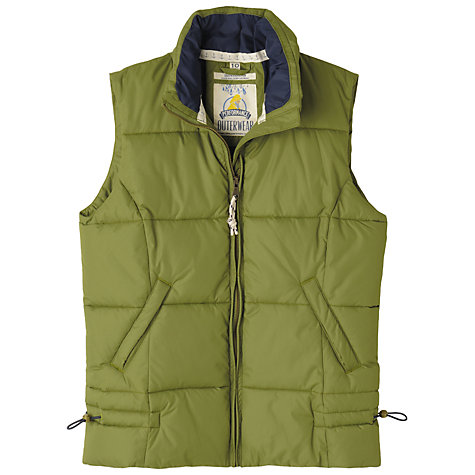 Buy Seasalt Roe Deer Gilet Online at johnlewis.com
