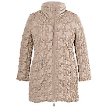 Buy Chesca Bonfire Coat, Gold Online at johnlewis.com