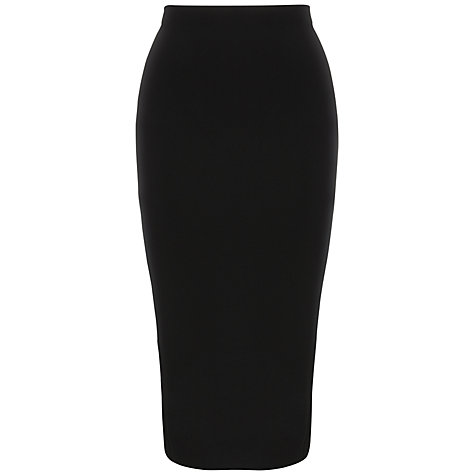 Buy Whistles Jersey Long Tube Skirt Online at johnlewis.com