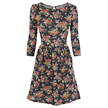 Buy Oasis Floral Dress, Multi Online at johnlewis.com