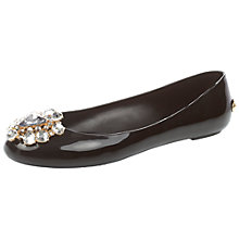 Buy Ted Baker Jemmee Ballerina Pumps Online at johnlewis.com