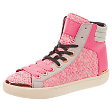 Buy Ted Baker Merip Hi-Top Trainers Online at johnlewis.com
