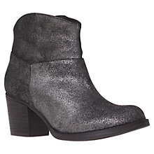 Buy KG by Kurt Geiger Suzie Suede Ankle Boots Online at johnlewis.com