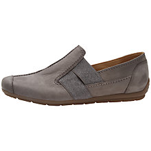 Buy Gabor Sabrina Nubuck Loafers Online at johnlewis.com