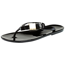 Buy Ted Baker Hatha Jelly Flip Flops Online at johnlewis.com