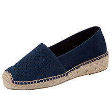 Buy Collection WEEKEND by John Lewis Oakland Espadrilles Online at johnlewis.com
