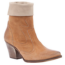 Buy Collection WEEKEND by John Lewis Antonio Ankle Boots, Tan Online at johnlewis.com