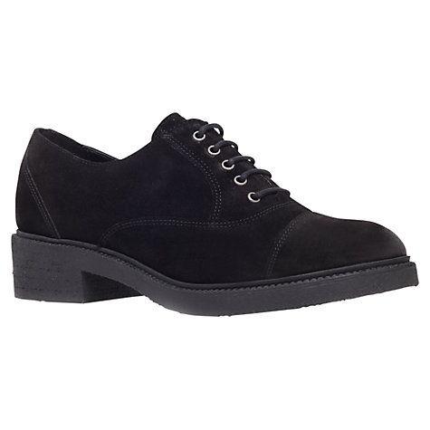 Buy Carvela Loopy Suede Brogue Online at johnlewis.com