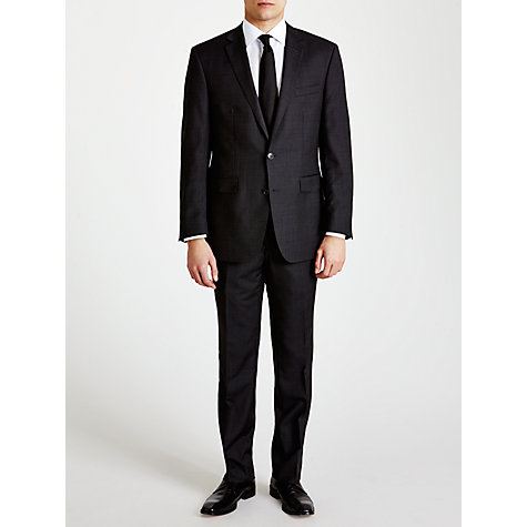 Buy Ben Sherman Tailoring Kings Fit Geo Wool Suit Jacket, Grey Online at johnlewis.com