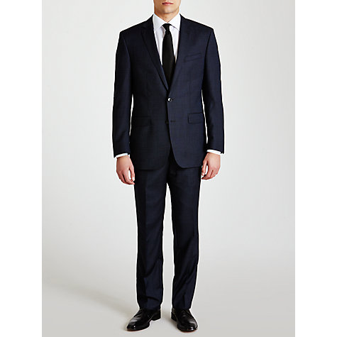 Buy Ben Sherman Tailoring Kings Fit Suit Trousers, Navy Online at johnlewis.com