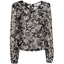 Buy True Decadence Top, Floral Online at johnlewis.com