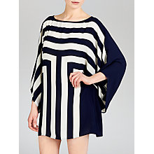 Buy Ted Baker Neighla Cover Up, Navy Online at johnlewis.com
