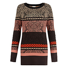 Buy Hobbs Bronte Jumper, Multi Online at johnlewis.com