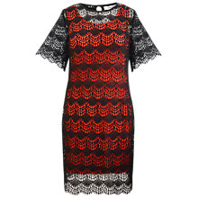Buy Paisie Lace Dress, Multi Online at johnlewis.com