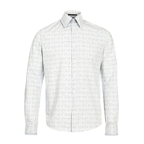 Buy Scotch & Soda Star Print Shirt, Dessin Online at johnlewis.com