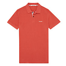 Buy Ben Sherman Woven Trim Placket Polo Shirt Online at johnlewis.com