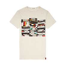 Buy Ben Sherman Retro VHS T-Shirt Online at johnlewis.com
