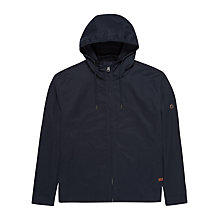 Buy Ben Sherman Light Weight Cotton Hood Jacket, Staples Navy Online at johnlewis.com