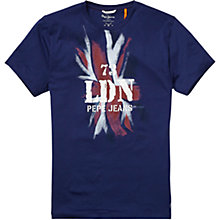 Buy Pepe Jeans Alix T-Shirt Online at johnlewis.com