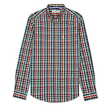Buy Ben Sherman Oxford Check Long Sleeve Shirt Online at johnlewis.com