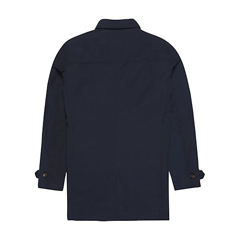 Buy Ben Sherman Memory Nylon Macintosh, Navy Online at johnlewis.com