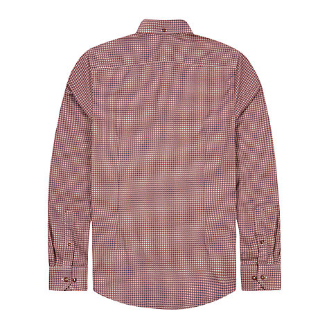 Buy Ben Sherman Mini Geometric Print Shirt Online at johnlewis.com
