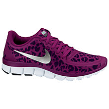 Buy Nike Women's Free 5.0 V4 Running Shoes Online at johnlewis.com