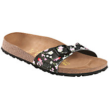 Buy Birkenstock Madrid Leather Sandals Online at johnlewis.com