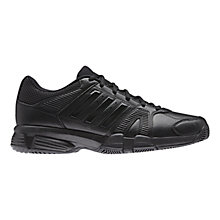 Buy Adidas Barracks F10 Cross Trainers, Black Online at johnlewis.com