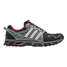Buy Adidas Men's Kanadia 6 Trail Running Shoes, Grey Online at johnlewis.com