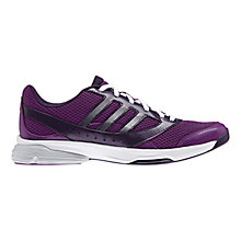 Buy Adidas Women's Arianna II Cross Trainers, Purple Online at johnlewis.com