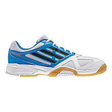 Buy Adidas Men's Opticourt Ligra 2 Indoor Court Trainers Online at johnlewis.com