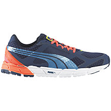 Buy Puma Men's Faas 500 S Running Shoe, Navy Online at johnlewis.com