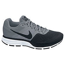 Buy Nike Men's Air Pegasus+ 30 Running Shoes, Cool Grey/Black Online at johnlewis.com