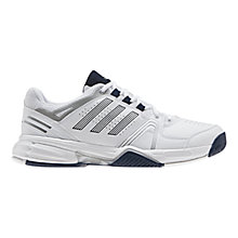 Buy Adidas Response Match Tennis Shoes, White Online at johnlewis.com