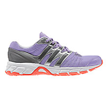 Buy Adidas Women's Roadmace Running Shoes, Glow Purple Online at johnlewis.com
