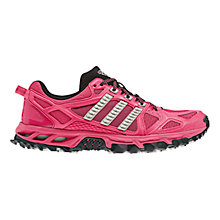 Buy Adidas Kanadia 6 Trail Women's Running Shoes, Pink Online at johnlewis.com