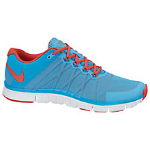 Buy Nike Free Run 3.0 Running Shoes, Blue Online at johnlewis.com