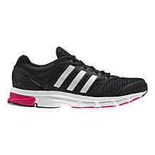 Buy Adidas Women's Duramo Nova 2 Running Shoes, Black/White Online at johnlewis.com