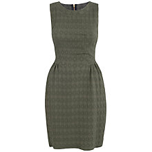 Buy Closet Waffle Dress, Khaki Online at johnlewis.com