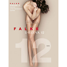 Buy Falke Shelina Summer Light Hold Ups Online at johnlewis.com