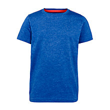 Buy John Lewis Boy Plain Short Sleeve T-Shirt Online at johnlewis.com