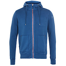 Buy BOSS Orange Ztylo Hoodie, Bright Blue Online at johnlewis.com