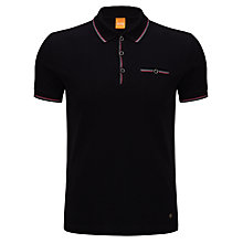 Buy BOSS Orange Program Polo Top Online at johnlewis.com