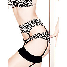 Buy L'Agent by Agent Provocateur Lucila Thong, Animal Online at johnlewis.com