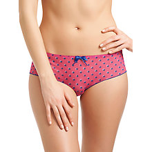 Buy Freya Patsy Briefs, Fuchsia Online at johnlewis.com