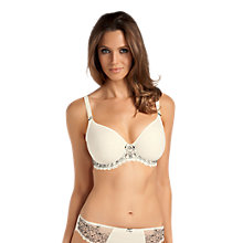 Buy Fantasie Rebecca Nouveau Moulded Bra, Ivory Online at johnlewis.com