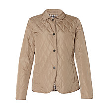 Buy Aquascutumn Quilted Jacket Online at johnlewis.com