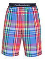 Polo Ralph Lauren Bright Check Lounge Shorts, Multi