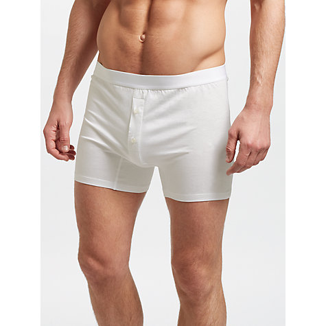Buy Sunspel 2 Button Boxer Trunks Online at johnlewis.com